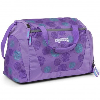 Glow Kinder Sporttasche 20 Liter lila