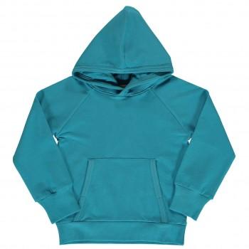 Kuscheliger Hoody artic blue