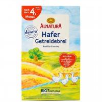 Hafer Getreidebrei für Babys nach 4 Monaten (250g)