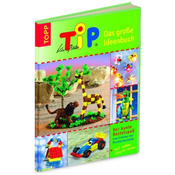 Bastelanleitungen fischerTip und Play Mais Ideenbuch
