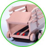 Vorschau: Ladewagen Anhänger - creamobil