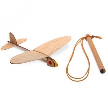 Balsaflieger Bauset – Model 1 ab 8 Jahre