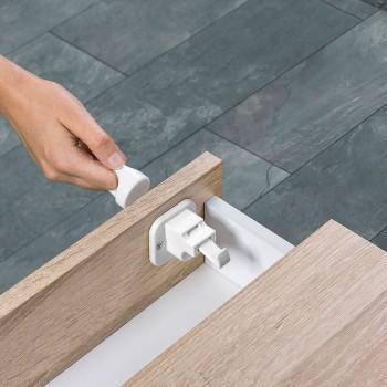 Schrank Magnetschloss mit Magnetschlüssel