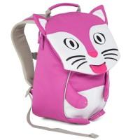 Vorschau: Mädchen Rucksack 1-3 Jahre lila Katze
