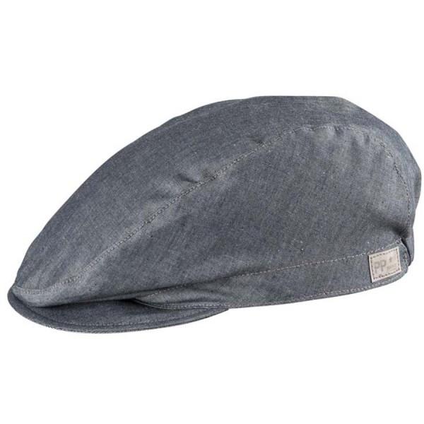 Modischer Jeans Jungen Hut - anthrazit
