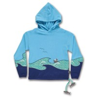 Cooler Kinderpullover Meer