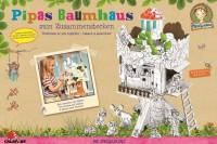 Vorschau: Pipas Baumhaus zum Stecken, malen & spielen
