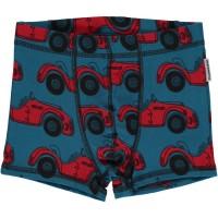 Cabriolet Jungen Boxershorts blau