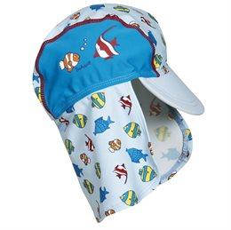 Schirmmütze mit Nackenschutz - Nemo