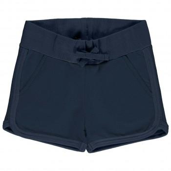 Kurze Sweat Shorts navy