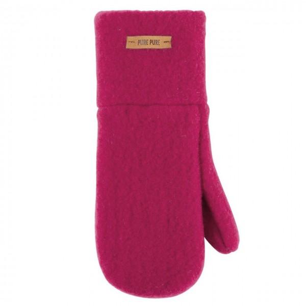 Pinke Kinder Handschuhe Wolle