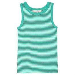 Bio Kinder Unterhemd grün Fairtrade