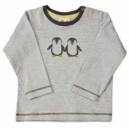 Bio Baby Shirt Pinguine