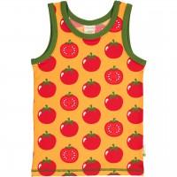 Unterhemd Tomaten rot-gelb
