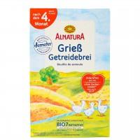 Grieß Getreidebrei für Babys nach dem 4. Monat (250g)
