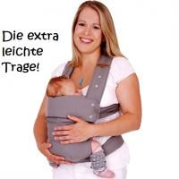 Babytrage für den Sommer - einfach & unkompliziert