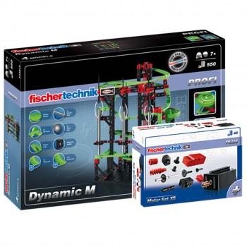 Profi Dynamic M & PLUS Motor Set XS