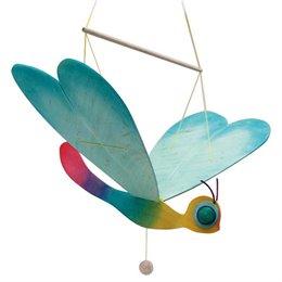 Mobile Libelle Kinderzimmer Deko