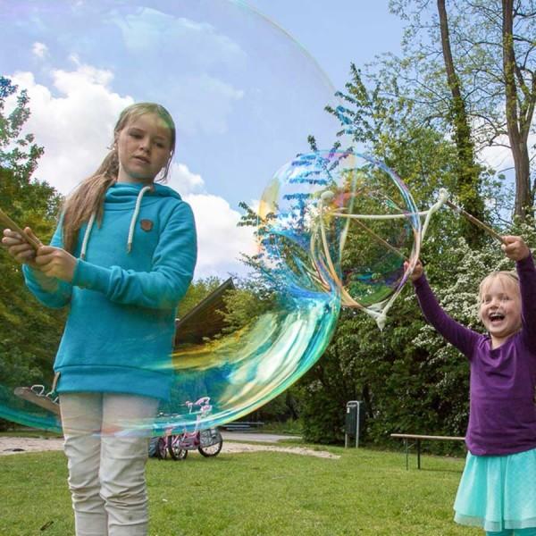 Riesenseifenblasen Nachfüll – Set 5 Liter