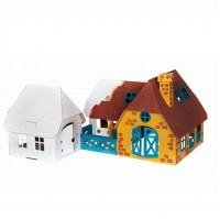 Vorschau: Bauernhof Bestseller! Puppenhaus zum Stecken, malen & spiel