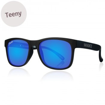 VIP Kinder Sonnenbrille 7-16 Jahre schadstofffrei schwarz