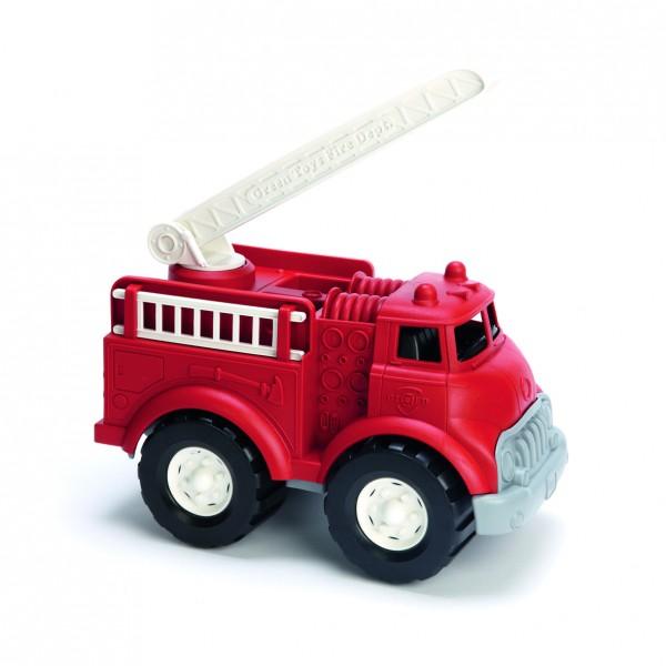 robusters Feuerwehrauto für Wasser- & Sandspiele