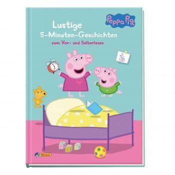 Kinderbuch Peppa Wutz 5 Minuten Geschichten ab 3 Jahren