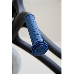 Silikongriffe für alle Wishbone Bikes - blau