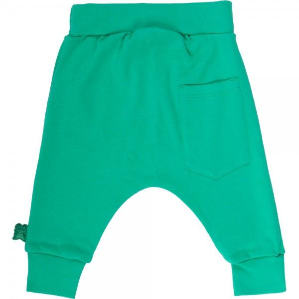 Krabbelhose funky & lässig - grün