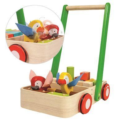 plantoys-lauflenwagen-holz-mit-bremse-grummiraeder-voegel-abukloetzen