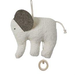 Spieluhr Efie Schubert Wiegenlied grauer Elefant