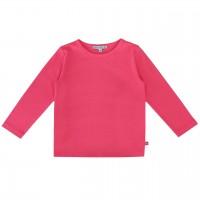 Basic UNI Langarmshirt pink