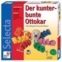 Fädelspiel - Bunte Ottokar