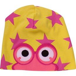 Coole weiche freds world Mütze gelb pink