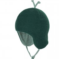 Grüne Baby Wintermütze beliebter Klassiker