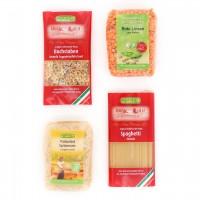 Vorschau: Verpackungen für Kaufladen mit Körbchen – 21 St. Bio Artikel