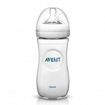 Milchflasche AVENT Naturnah 330 ml Gr. 3 m+
