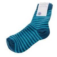 2 Paar Socken trükis gestreift