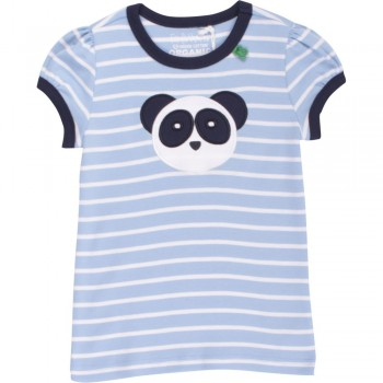Süsses Mädchen Shirt Panda