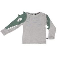 Cooles Jungen Shirt Krokodil