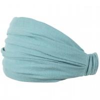 Musseline Haarband Kopftuch mint