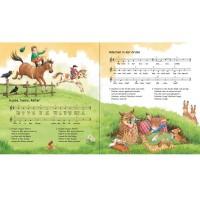 Vorschau: 17 Lieder mit CD - Meine liebsten Kinderlieder