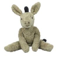 Bio Kuscheltier Esel 30 cm