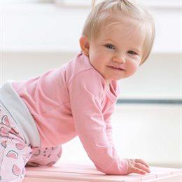 Bio Baby Body altrosa super soft