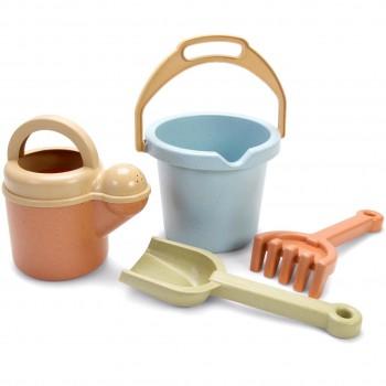 Öko Sandspielzeug Set aus Bio Kunststoff – 4 Teile