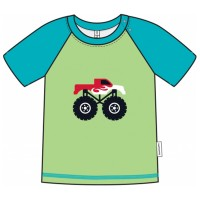 Softes Monster Truck Kinder T-Shirt
