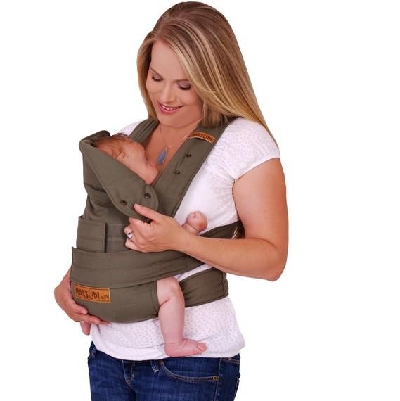 Tragehilfe ab Geburt - einfach & unkompliziert