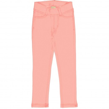 Sweat Treggings bequem uni rosa