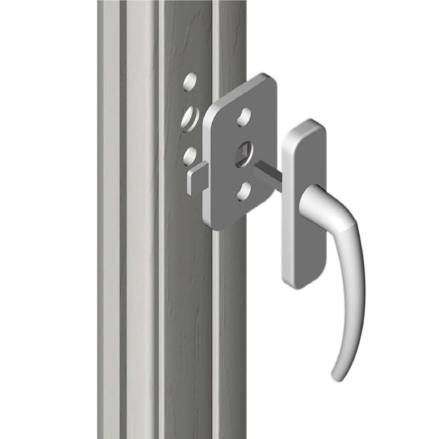 balkontr sichern ohne bohren. simple grandekor duorollo fr fenster