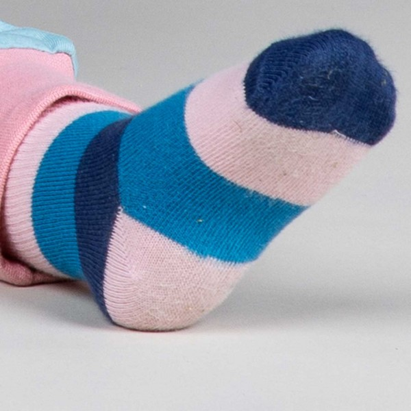 Socken im Multisnow-Design Doppelpack